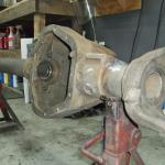 Dana 60 Front End torn apart and chemical dipped for rebuild